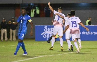 Mirá el gol de Óscar Cardozo