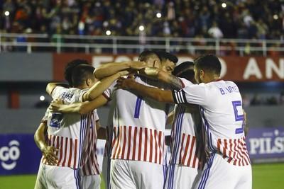 Casi 5 años sin victorias de Paraguay en amistosos