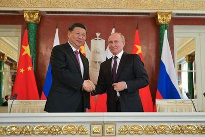 Putin y Xi quieren nuevo impulso a relaciones entre Rusia y China