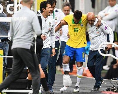 Fuera de la Copa América