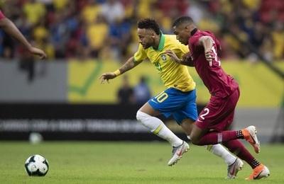 Neymar es baja en Brasil en medio de escándalo