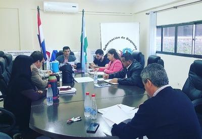 Gobernación de Boquerón: Junta solicitó análisis de transferencias tras recorte presupuestario