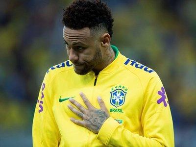 Mujer que acusa a Neymar de violación dio su testimonio