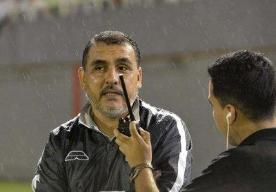 Sarabia asumirá en Deportivo Santaní