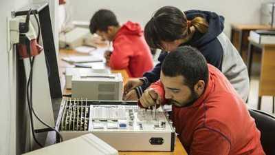 Más de 30.000 jóvenes de todo el país se capacitan en el SNPP