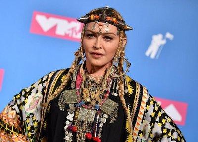 """Madonna dice que Harvey Weinstein fue muy """"insinuante sexualmente"""" con ella"""