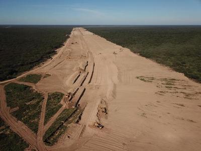 Río Pilcomayo: nueva embocadura estaría en funcionamiento en agosto