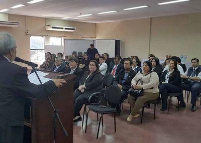 """Realizarán """"Encuesta de satisfacción a usuarios de de los servicios de la Circunscripción Judicial de Alto Paraná"""""""