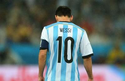 Messi recordó la derrota en la final de la última Copa América: 'Lloré mucho'