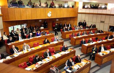 Senadores aprueban pensión alimentaria para adultos mayores