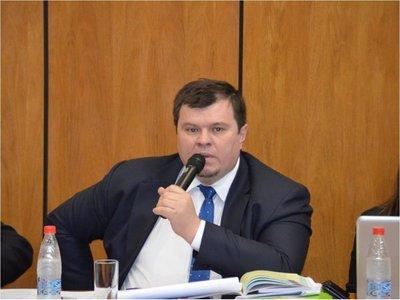 Dionisio Amarilla, otro expulsado del Senado