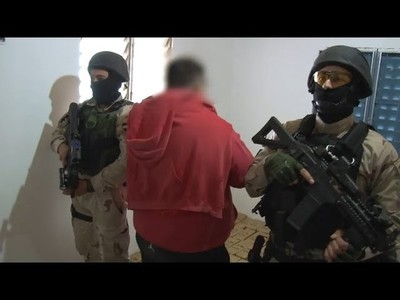 ARGENTINA: DESBARATAN BANDA NARCO INTEGRADA POR PARAGUAYOS