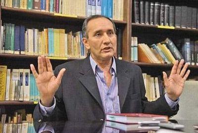 Eusebio Ramón Ayala admite que no pondrá palo en la rueda de Mario Abdo