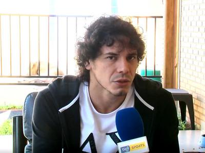 Nery Bareiro comenta sus desafíos para estos seis meses