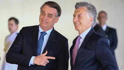 Peso Real, es la idea que lanzan Argentina y Brasil para una moneda común