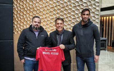 HOY / Cerro Porteño le da la bienvenida a su nuevo estratega