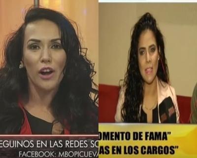 "La imperdible parodia a Navila Ibarra en ""Telembopi"""
