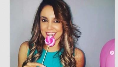 Vivi Figueredo dijo que aceptaría cenar con Cristopher Giménez
