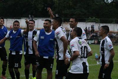 El equipo que pensó en no jugar la Copa Paraguay