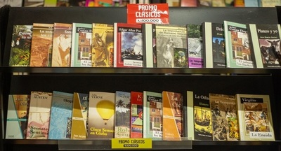 10 clásicos de la literatura a bajo costo en la Feria del Libro