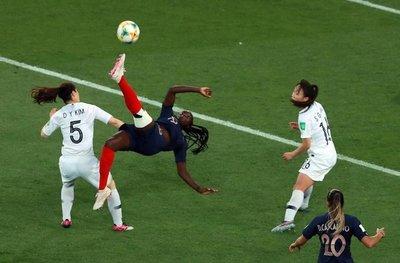 En marcha el Mundial de Fútbol femenino Francia 2019