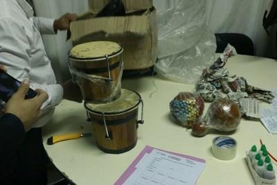 La SENAD intensifica los controles a fin de evitar el envío e ingreso de sustancias ilegales al país