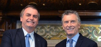 Banco Central de Brasil no contempla moneda única con Argentina