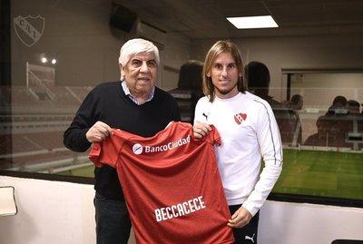 Sebastián Beccacece es nuevo DT de Independiente