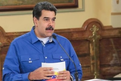 Paso libre de Venezuela a Colombia