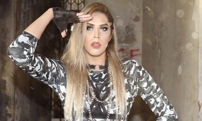 La cantante trans Fabu Olmedo molesta ante un hecho de discriminación