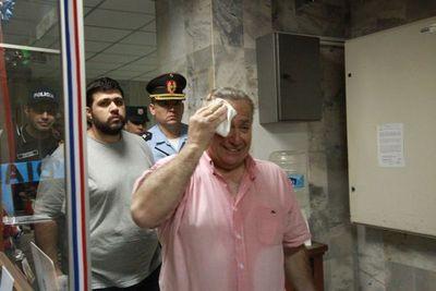González Daher presenta recusación contra magistrado