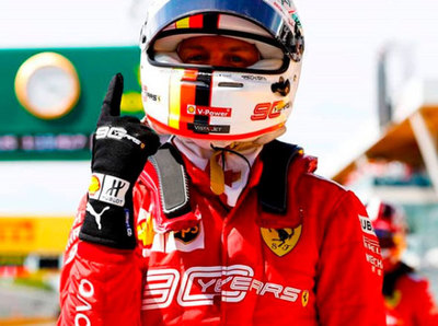 Sebastián Vettel se quedó con la pole en el Gran Premio de Canadá