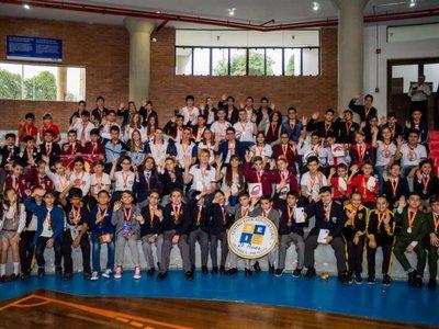 Olimpiada Kanguro premió 109 estudiantes destacados en Matemáticas