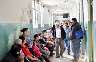 Múltiples carencias en Hospital de Villarrica