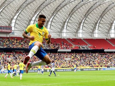 Brasil propina la máxima goleada en era Tite
