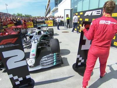 Hamilton gana en Canadá, mediante una sanción a Vettel