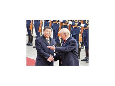EEUU amenaza con más aranceles si no hay avances con Pekín
