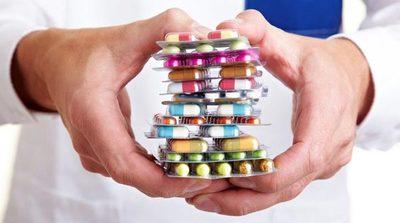 Exportación de fármacos cayó 4,6%