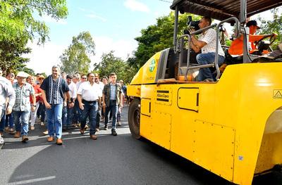En nueve meses, Itaipú ejecutó grandes obras en el Alto Paraná