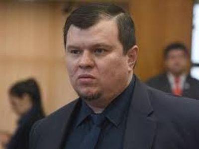 Hoy presentarán pedido de expulsión de Dionisio Amarilla del PLRA