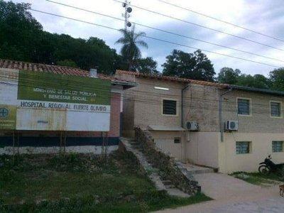 En Fuerte Olimpo sufren la falta de medicamentos y aparato hematológico
