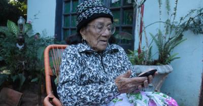 """Abuelita de 90 años, es toda una """"influencer"""" del Instagram"""