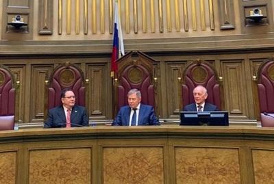 Autoridades rusas destacan producción energética del Paraguay