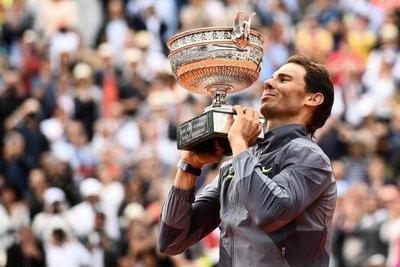 Pese a su 12º Roland Garros, Nadal sigue lejos de Djokovic
