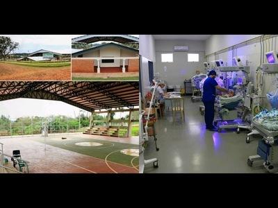 Gobierno entregará millonarias obras, equipos médicos y ayuda al sector productivo en Itapúa
