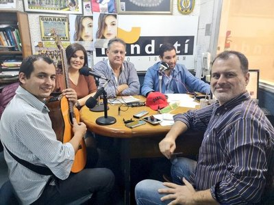 Cantante paraguaya que triunfa en España lanzará su primer disco en Paraguay