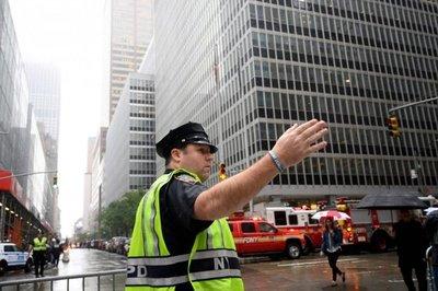 No hay indicios de que choque de helicóptero en Nueva York sea terrorismo
