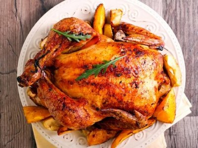 Comer más pollo que carne roja reduce emisiones contaminantes