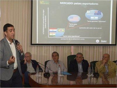 Paraguay no llega ni al 50% de   mercados top de la carne