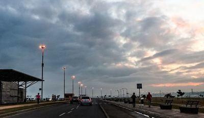 Meteorología anuncia una jornada cálida y no se descartan precipitaciones